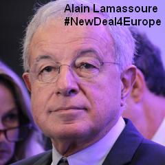 Alain Lamassoure #NewDeal4Europe