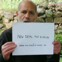 Francesco Gesualdi #NewDeal4Europe