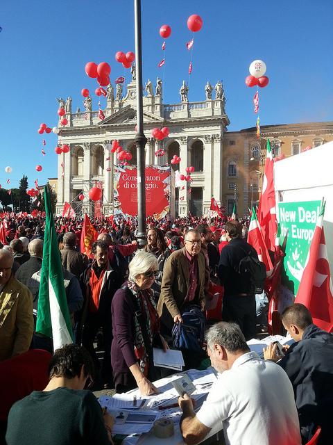 Rome 25 October 2014