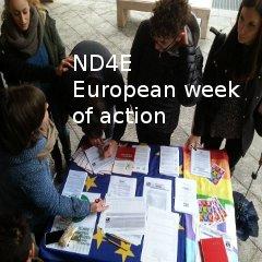 Florence European week of action