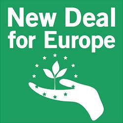 """Ancora """"ND4E"""" (New Deal for Europe): stasera h 17 petizione in PE Logo"""